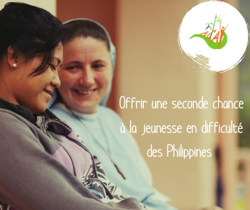 Aux Philippines, une seconde chance